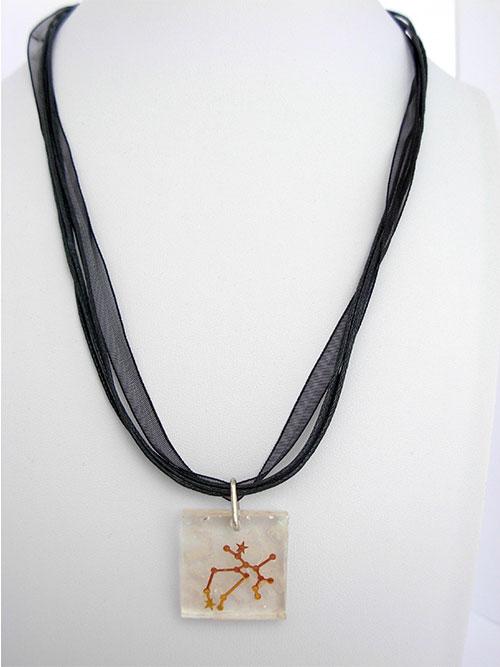 Sagittarius Constellation Necklace