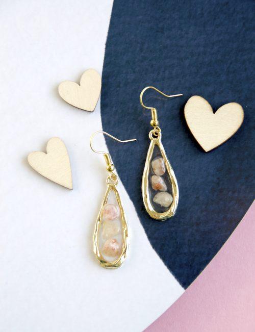 Crystal Jewellery Earring
